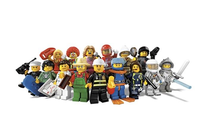 LEGO rabatkode